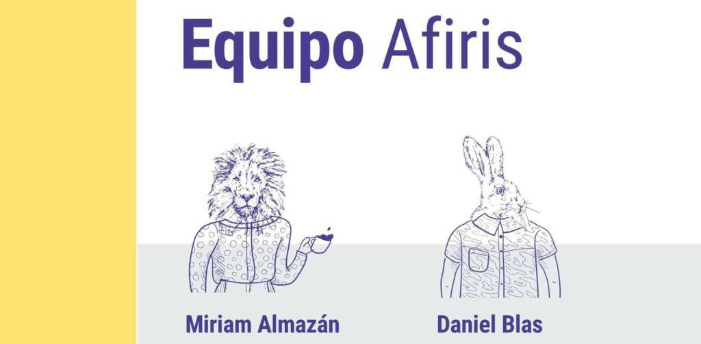 Equipo Afiris Del tajo a la replaceta. Liderazgo personal y empresarial