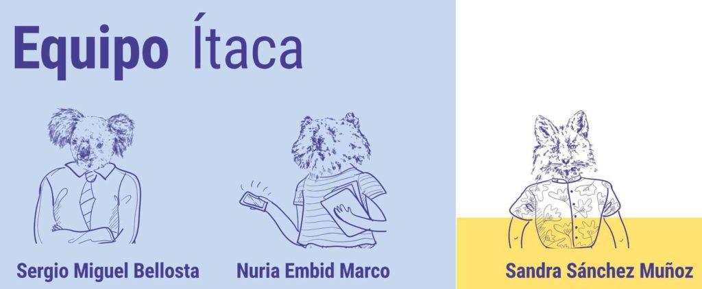Equipo Espacio Itaca Del tajo a la replaceta. Liderazgo personal y empresarial
