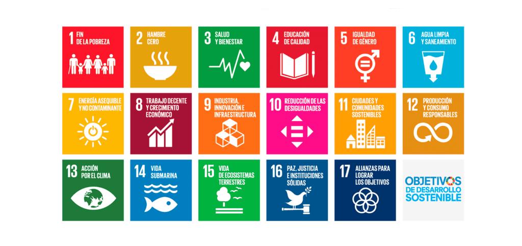 ODS cast Los ODS en la empresa