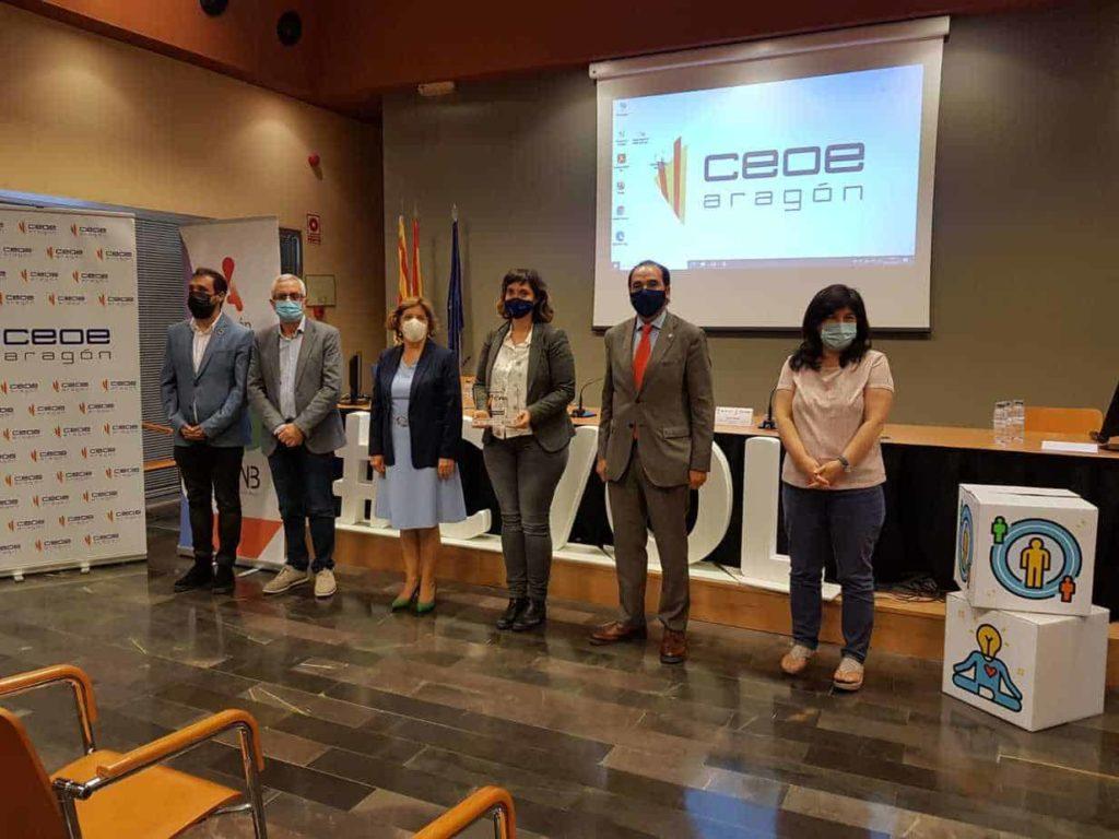 Afiris Afiris se adhiere al programa de voluntariado corporativo CVOL del Gobierno de Aragón